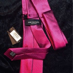 BNWT Dom Bagnato tie. Made in Italy 🤍RRP $99.00